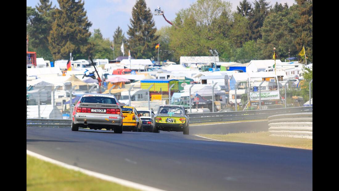 Audi V8 - 24h Classic - Nürburgring - Nordschleife