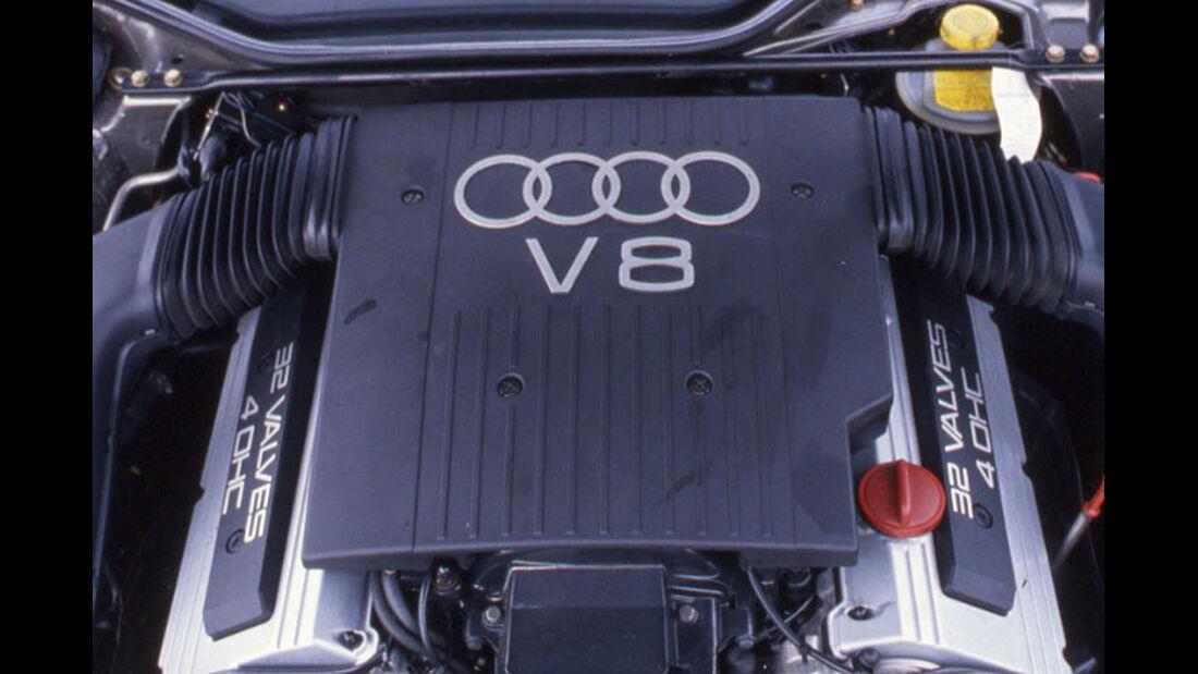 Audi V8 3.6 Motor