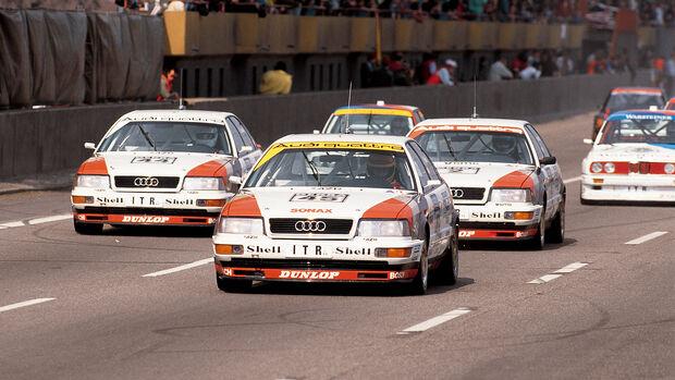 Audi V8 DTM Quattro - DTM 1991