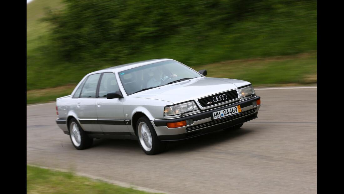 Audi V8, Frontansicht