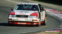 Audi V8 Quattro Stuck