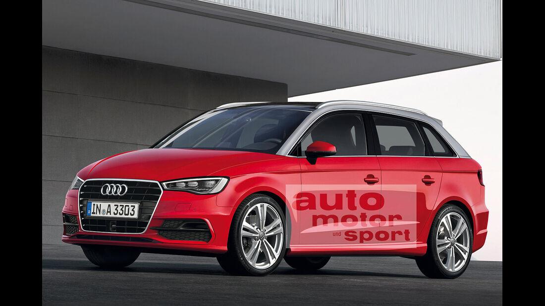 Audi Van, Audi A3