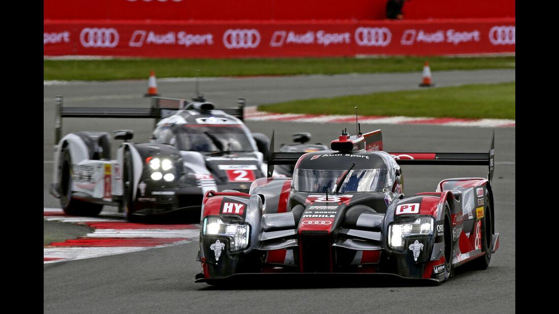 Audi - WEC Silverstone 2016