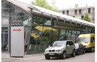Audi-Werkstatt, Audi-Zentrum München