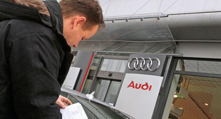 Audi Werkstatt