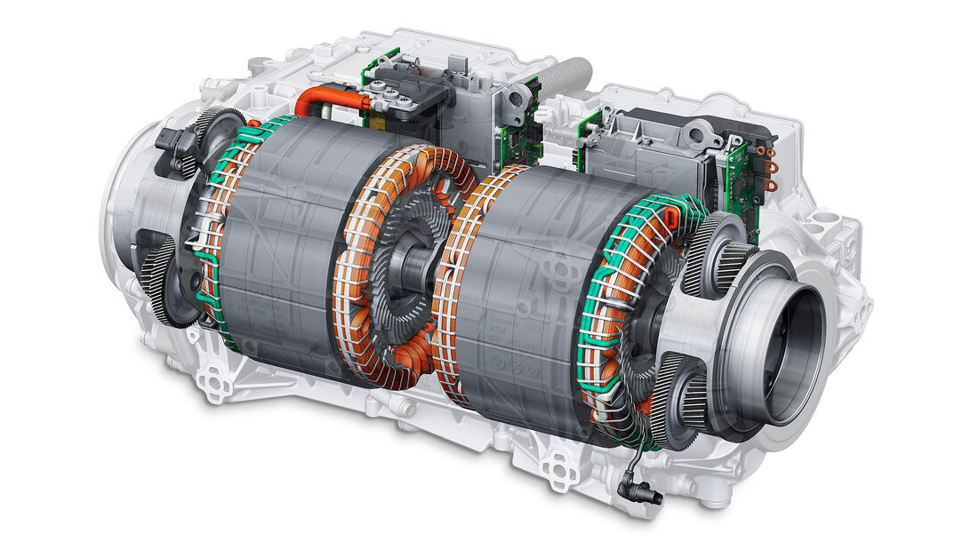 Audi Zukunft, ASM E-Tron S