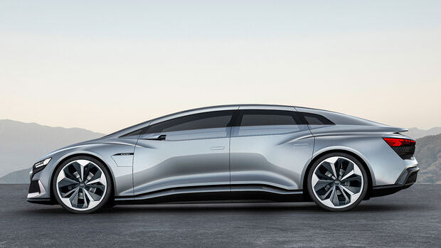 Audi Zukunft, Audi Landjet