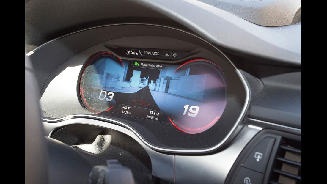 Audi digitale Instrumente