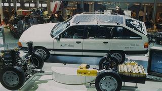 Audi duo