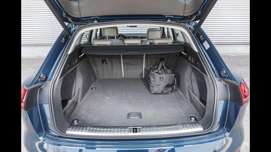 Audi e-tron 55 Quattro, Interieur