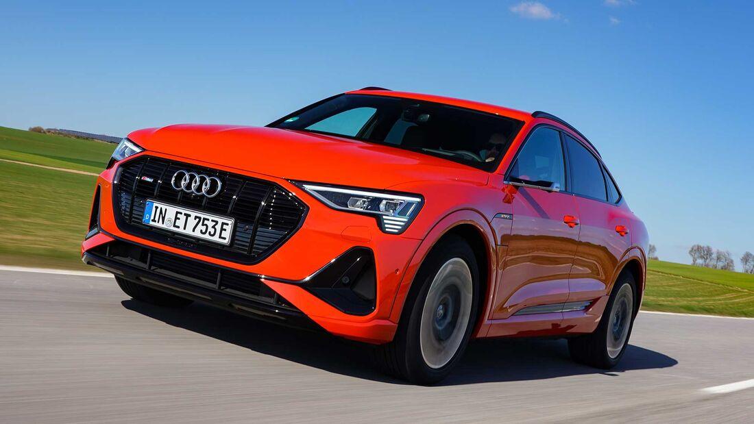 Audi e-tron 55 Sportback (2020)