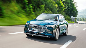 Audi e-tron, Best Cars 2020