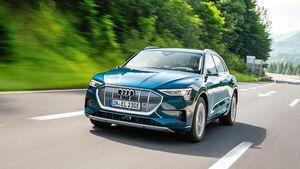 Audi e-tron, Best Cars 2020