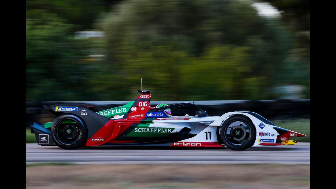 Audi e-tron FE05 - Formel E - 2018