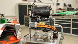 Audi e-tron FE07 - MGU05 - Elektromotor - Formel E