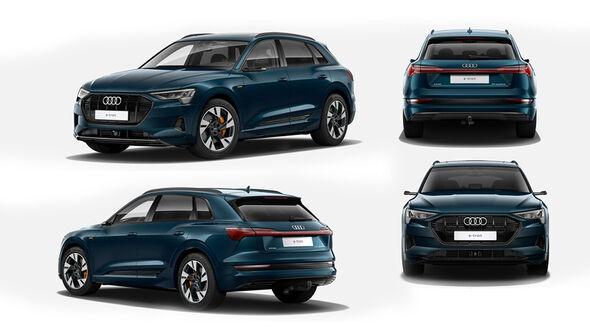 Audi e-tron Konfigurator 2019