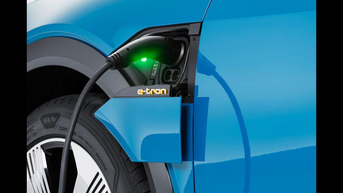 Audi e-tron Quattro,
