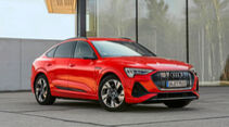 Audi e-tron Sportback, Autonis 2020