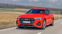 Audi e-tron Sportback, Exterieur