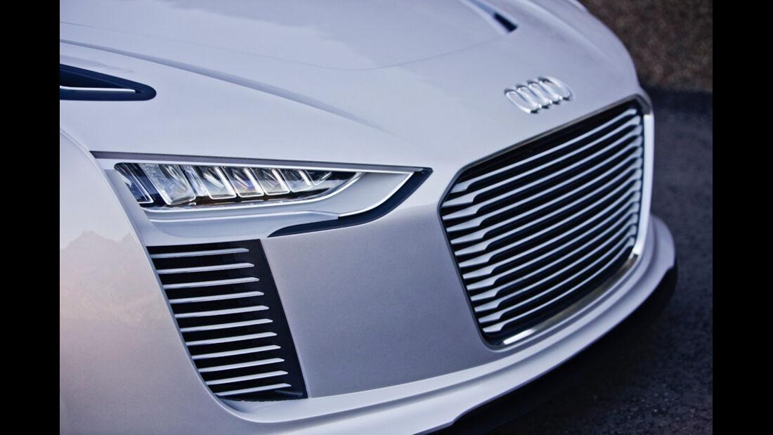 Audi e-tron Spyder, Kühlergril