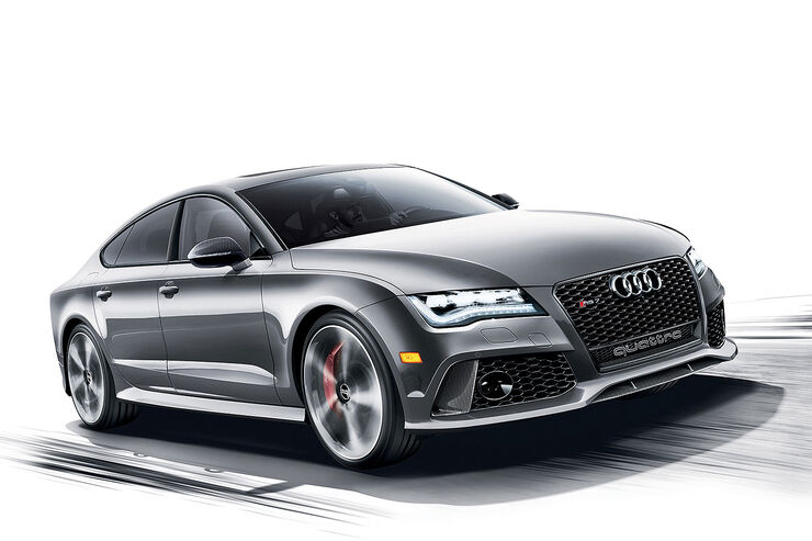 Audi exclusive RS 7 dynamic edition