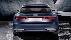 Audi prologue Avant Projekt Landjet