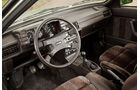 Audi quattro, Cockpit, Lenkrad
