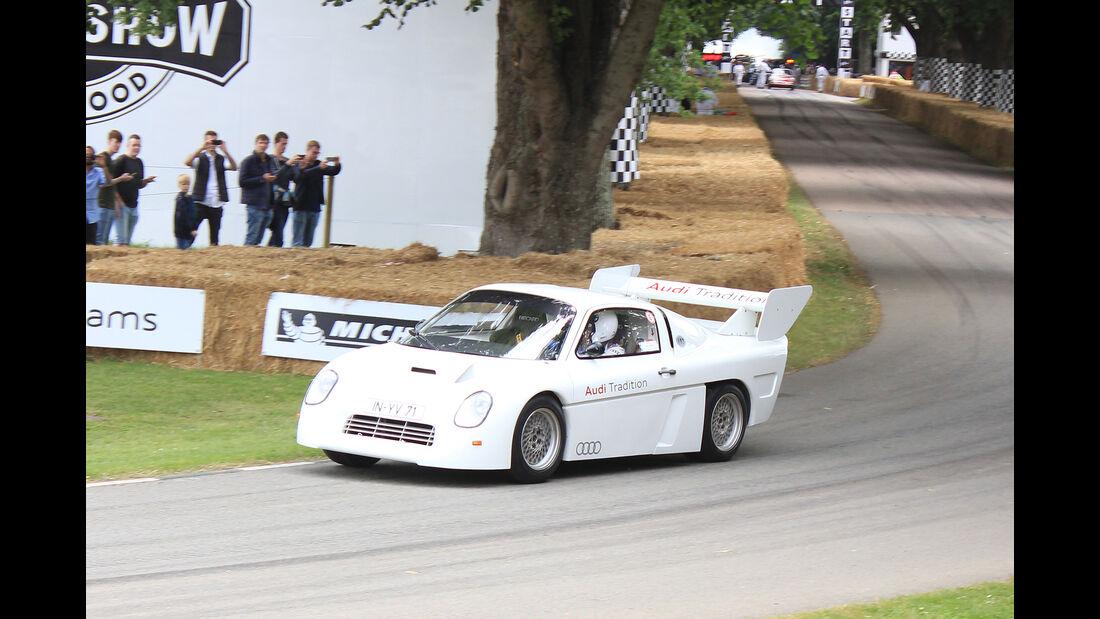 Audi quattro RS 002 Gruppe S Prototyp