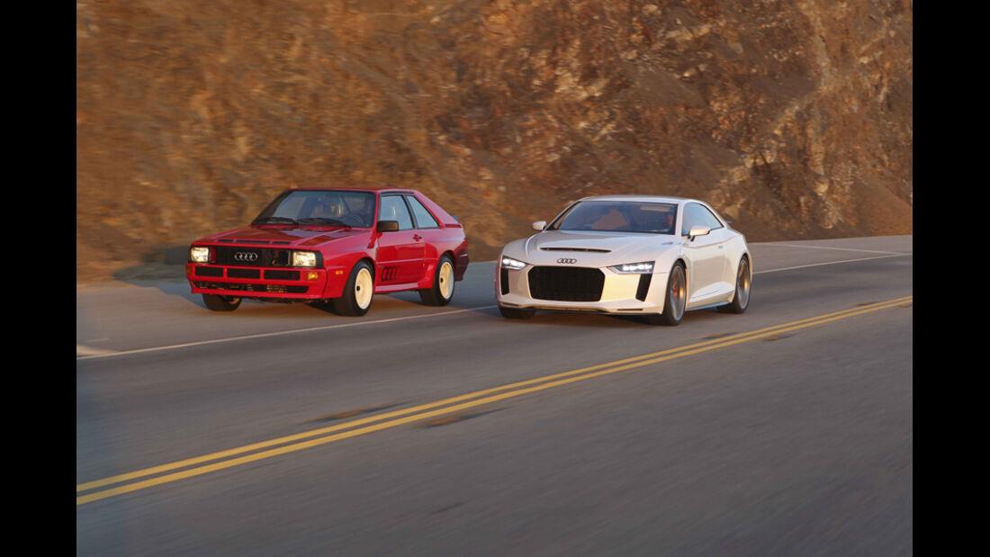 Audi quattro concept, Sport Quattro 1984
