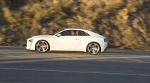 Audi quattro concept, rechte Seite