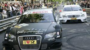 Audi vs. Mercedes