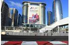 Aufbau - Formel 1 - GP Aserbaidschan - Baku - 15. Juni 2016