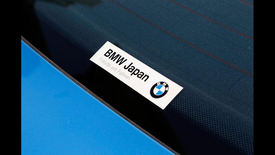 Aufkleber BMW