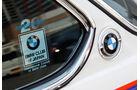 Aufkleber auf BMW 3.0 CLS