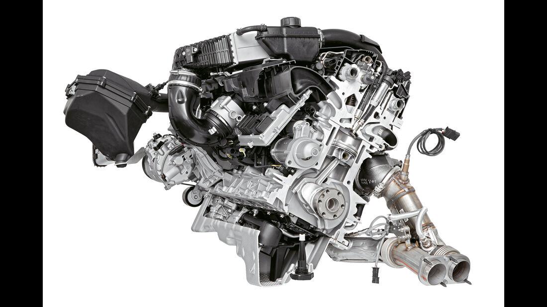 Aufladungskonzepte, SPA 10/15, BMW M4