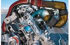 Aufladungskonzepte, SPA 10/15, BMW M4 Wassereinspritzung
