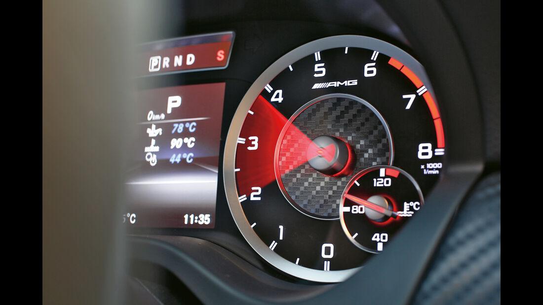 Aufladungskonzepte, SPA 10/15, Mercedes A 45 AMG