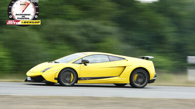 Aufmacher 0-300-0 2010, Lamborghini Gallardo SL
