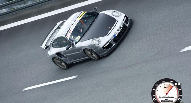 Aufmacher 0-300-0 2010, Porsche 911 GT2 RS