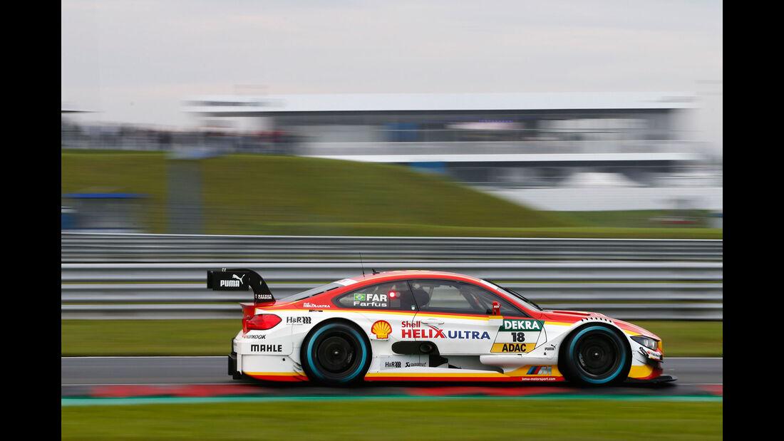 Augusto Farfus - BMW - DTM - Oschersleben - 2. Rennen - Sonntag - 13.9.2015