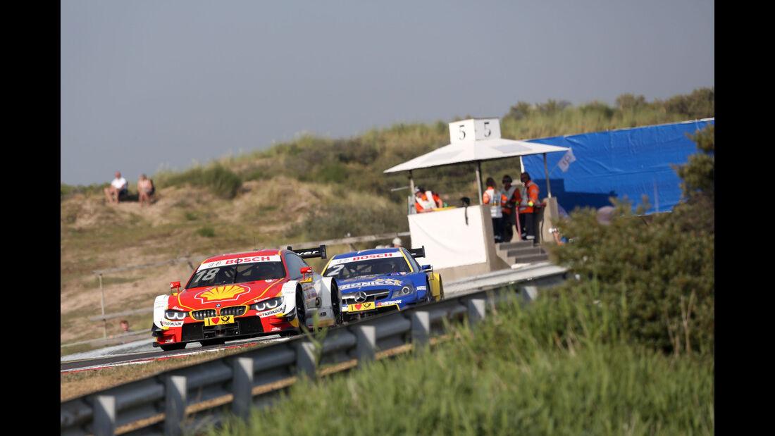 Augusto Farfus - BMW - DTM - Zandvoort - Samstag - 11.7.2015