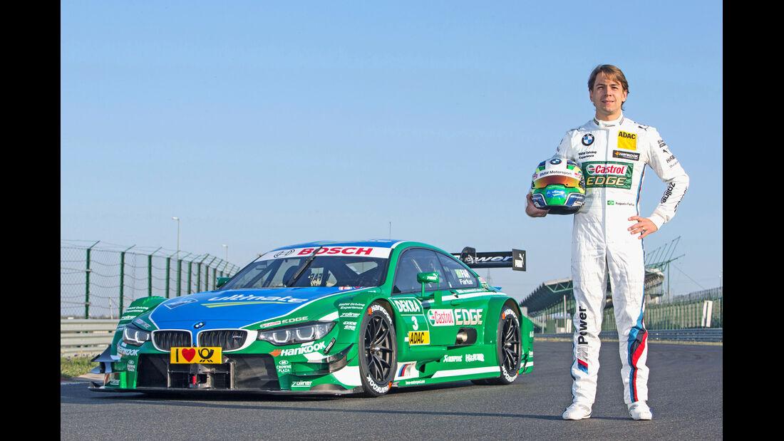 Augusto Farfus - BMW M4 DTM - DTM 2014