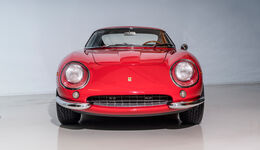 Auktion erster Ferrari 275 GTB/4 Coys London