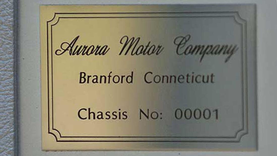 Aurora Motor Company Andy Saunders