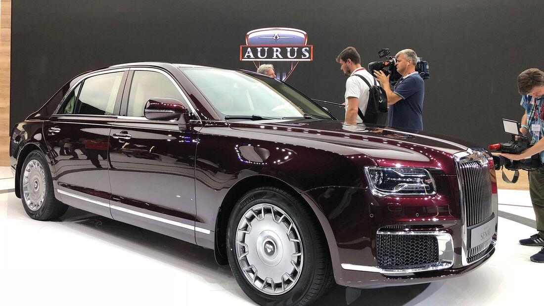 Aurus Senat