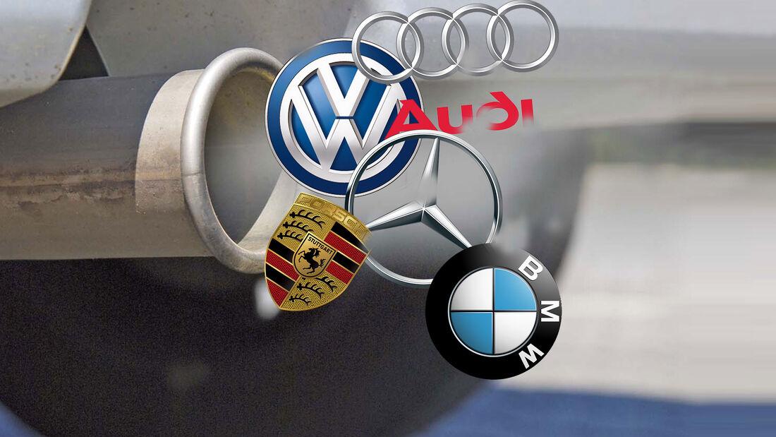 Auspuff Dieselkartell