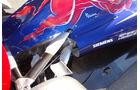 Auspuff Toro Rosso GP Australien 2012