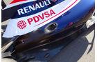Auspuff Williams GP Australien 2012