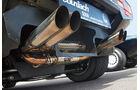 Auspuffanlage von larini am Lamborghini Countach LP 5000 QV