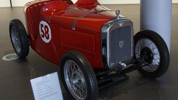 Austin 7 Racing